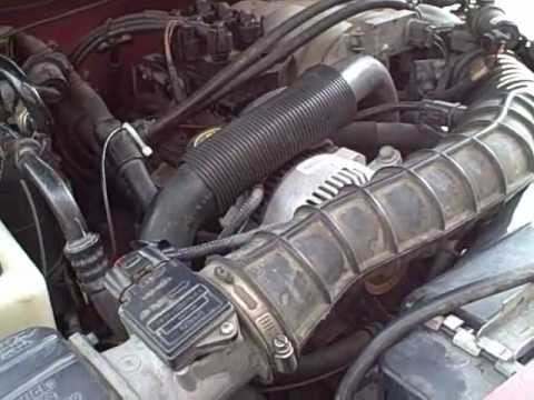 Part 1 - Ranger Radiator and Water Pump Replacement