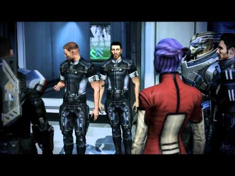 Mass Effect 3: Male Shepard & Kaidan Romance (Complete) Music Videos