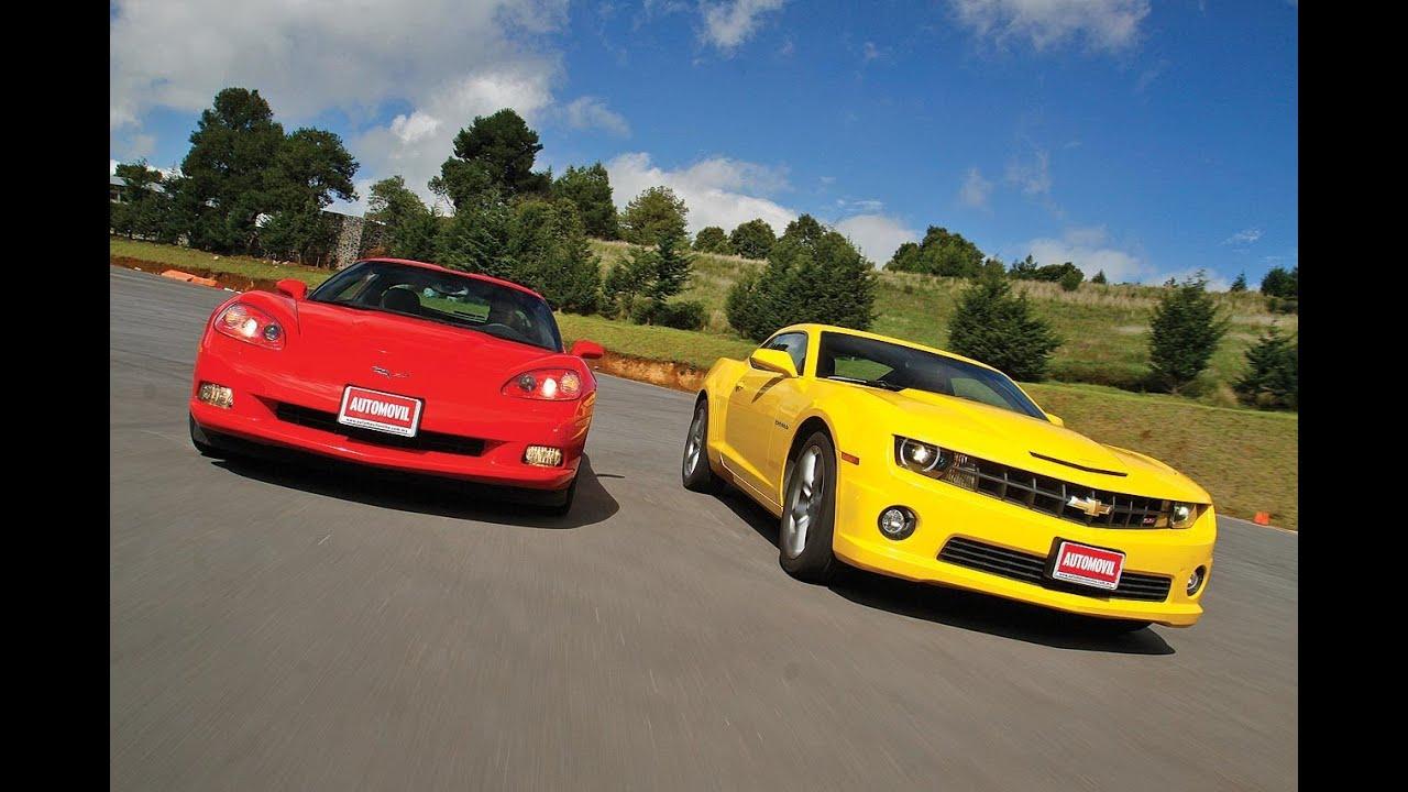 Youtube Camaro Vs Corvette Html Autos Post