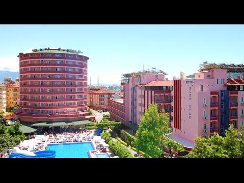 Blue Star Hotel, Alanya, Turkey