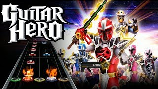 Guitar Hero / Clone Hero - Mighty Morphin - Power Ranger