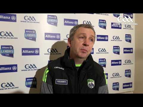 Peter Keane talks to GAA.ie