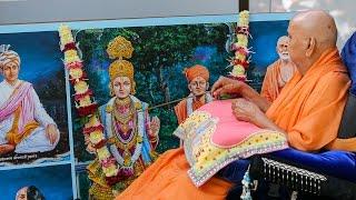 Guruhari Darshan 21 Sep 2014, Sarangpur, India