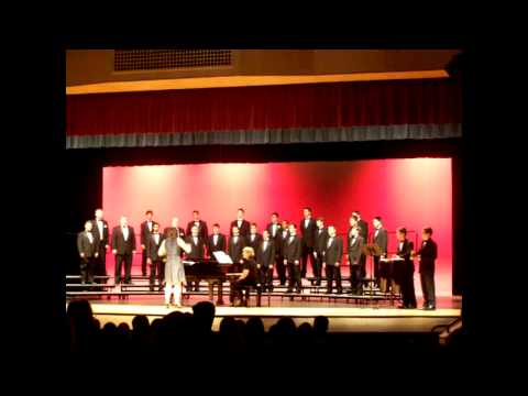 Holly Springs High School Choral Concert 5/10/2012