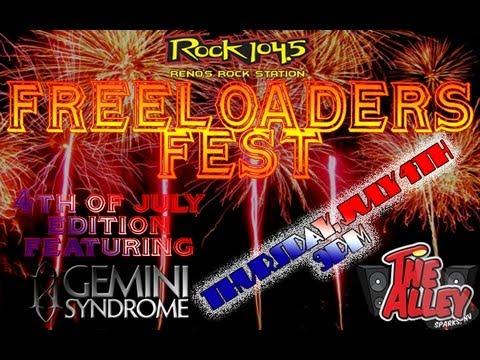 Gemini Syndrome - Basement (KDOT Freeloaders Fest 7413)