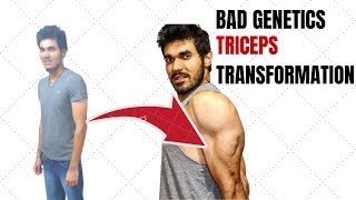 Build Big Triceps Even With Bad Genetics NATURALLY