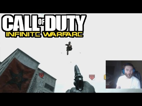 "COD INFINITE WARFARE ""Leaked"" GAMEPLAY (Call of Duty Infinite Warfare Multiplayer Gameplay Parody)"