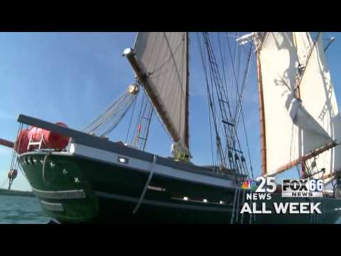 NBC 25 and FOX 66 News Tall Ships Promo 15