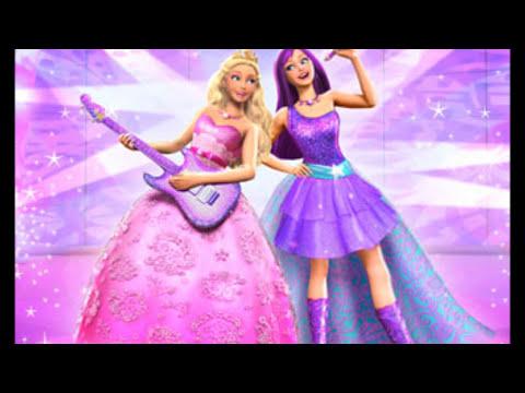 barbie la princesa y la estrella de pop ahora soy