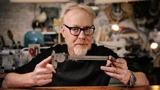 Adam Savage's Favorite Tools: Dial Caliper