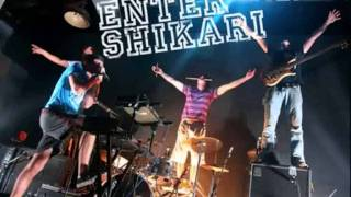 Enter Shikari - The Bearer Of Bad News (with lyrics) - HD