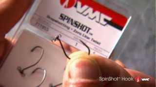 VMC Spinshot Dropshot Hooks
