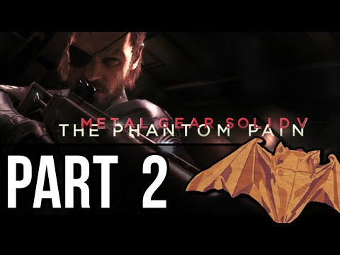 Metal Gear Solid V: The Phantom Pain pt.2
