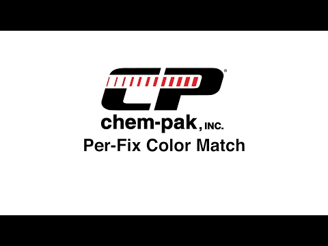 Color Match Touch-Up Coatings