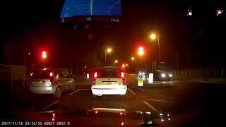 DashCam Bad Driving UK 031 - 2017