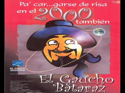 Gaucho Bataraz - Descubrimiento America