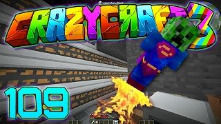 Minecraft Crazy Craft 3.0: PETE'S EPIC GIFT + NEW DECOCRAFT ROOM MOD! #109 (Modded Roleplay)