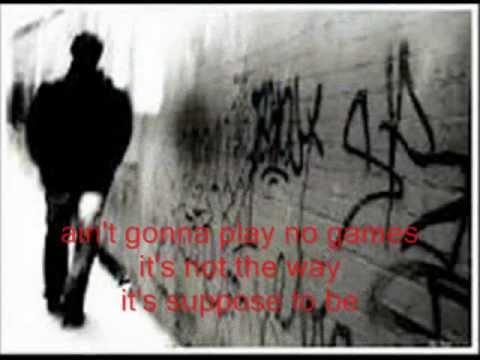 I'm sorry but I'm walking away with lyrics
