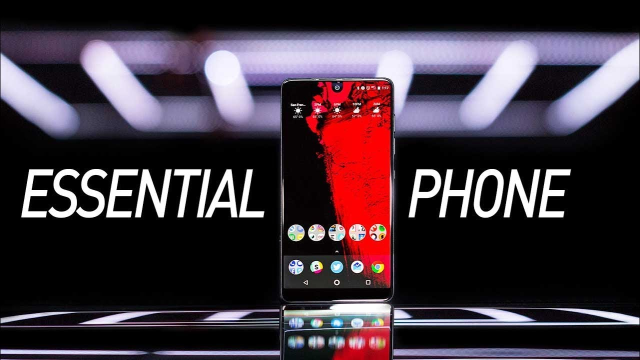 Essential Phone review
