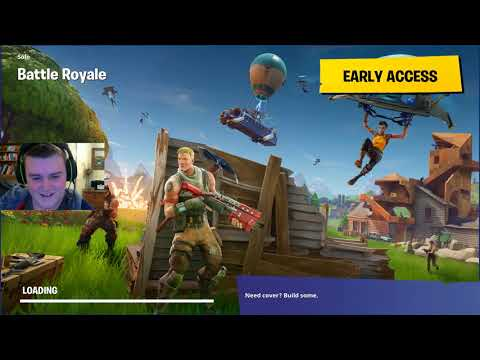 Fortnite | Angry Kid Rages Because He Dies Because of Lag (FORTNITE FUNNY MOMENTS)