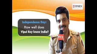 Vipul Roy: I am in love with India's culture, unity and languages