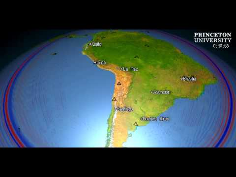 Magnitude 5.6 Quake, NORTHERN CHILE
