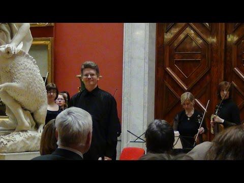 """Handel: Imeneo, HWV 41, Aria di Tirinto """"Sorge nell'alma"""""""