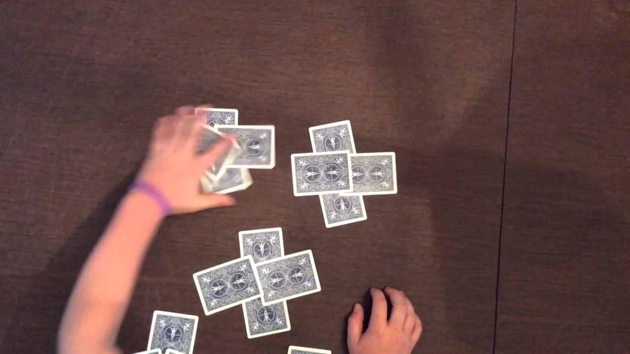 Windmill Card Trick