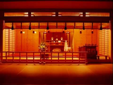 Negai-no-miya Shrine / Ryujin-norito (Prayers to the Divine Dragon)
