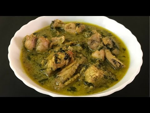 Methi Chicken Curry Recipe in English | NamrathaChatthish's Kitchen
