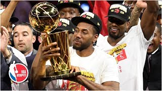 Raptors' gamble on Kawhi Leonard brings title to Toronto | 2019 NBA Finals
