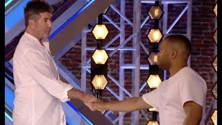 Download Lagu Single Dad Was Given a Second Chance To Get Yes From Simon | The X Factor UK 2017 Gratis STAFABAND