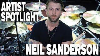 Vic Firth Artist Spotlight: Neil Sanderson