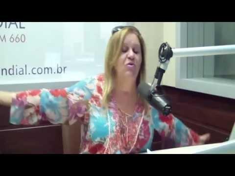 Brasil Cigano,Cigana Shirley de Azevedo,Radio Mundial,08-04-2015