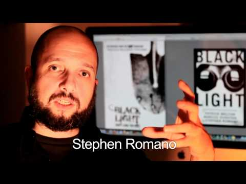 BLACK LIGHT book trailer