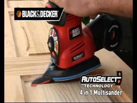 Levigatrice Black&Decker KA280LK