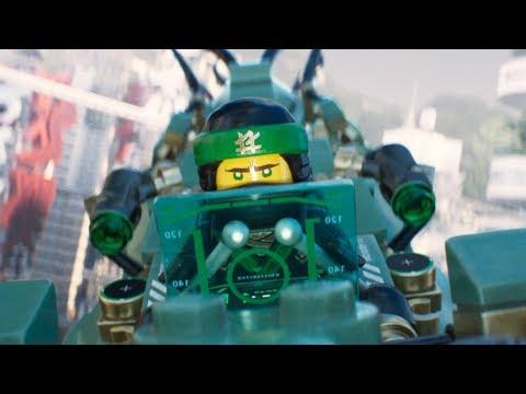 Kicks Bricks Making Lego Ninjago Movie