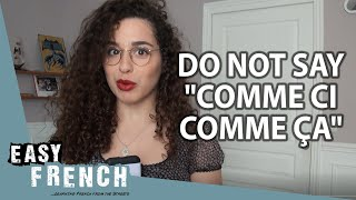 6 tips that will help you speak French like a native | Easy French 104