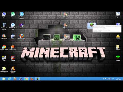 Como descargar Minecraft no premium actualizable para Windows8