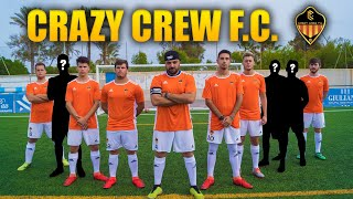 CRAZY CREW FÚTBOL CLUB