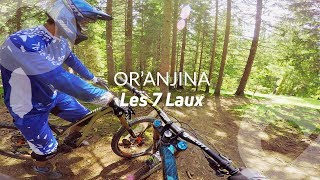 OR'ANJINA, Les 7 Laux bike park, France