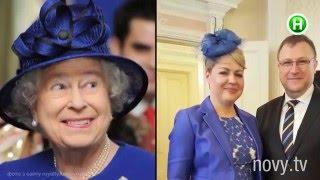 Украинский дипломат устроила модный скандал британской королеве! - Абзац! - 04.03.2016