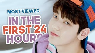 MOST VIEWED KPOP MUSIC VIDEOS IN THE FIRST 24 HOURS