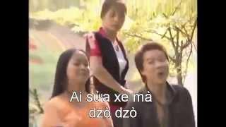 Việt sub nhạc Lào siêu hài hước + cực bựa version 2