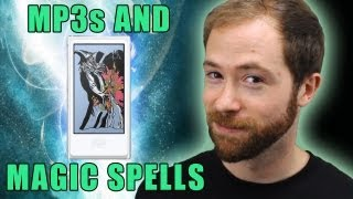 What do MP3s and Magic Spells Have in Common? | Idea Channel | PBS