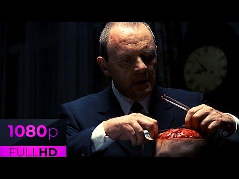 Hannibal [2001] Brain Scene (HD) | Hannibal Beyin Sahnesi | Türkçe Altyazılı