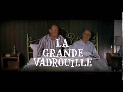 LA GRANDE VADROUILLE - BANDE ANNONCE