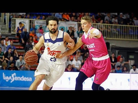 ACB J8// Fuenlabrada - Real Madrid (1)
