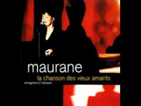 Maurane - La Chanson Des Vieux Amants