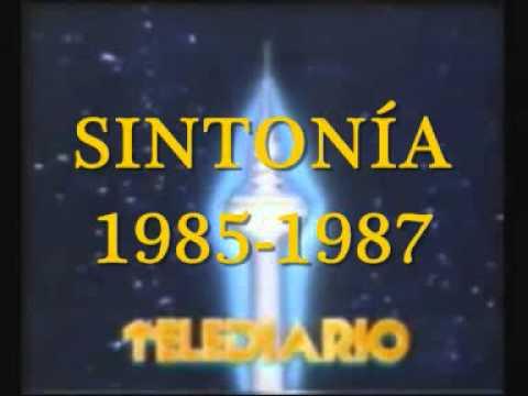 Sintonía Telediario | TVE (1985-1987)